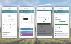 irrigation app